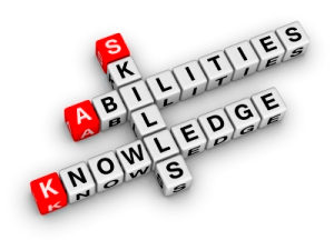 skills abilities knowledge