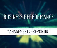 Business performance management reports?